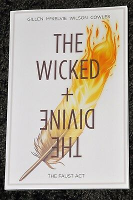 The Wicked + The Divine The Faust Act Graphic Novel