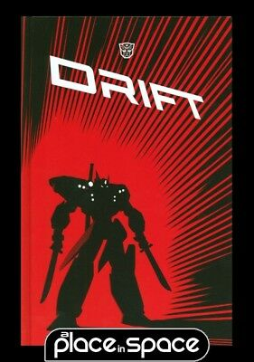 Transformers Complete Drift - Hardcover