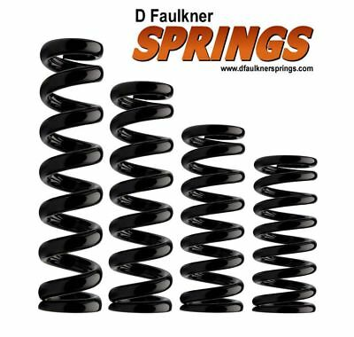 "Faulkner Coilover Spring for F2 Oval/Circuit/Rally/Racing  2.25"" ID All Sizes"