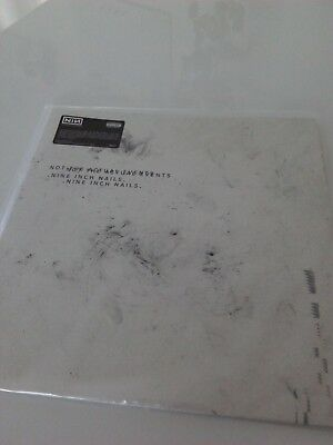 """Nine Inch Nails: Not the actual events (Vinyl 12""""), neu, in Folie"""