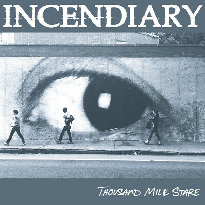 Incendiary - Thousand Mile Stare LP COLORED VINYL