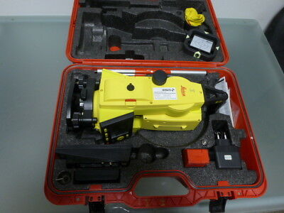 LEICA Builder R200M reflectorless total station