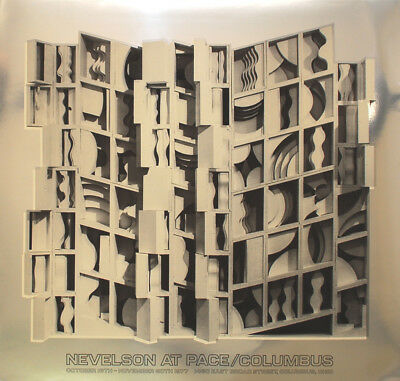 Louise Nevelson - Pace - Columbus (silber)