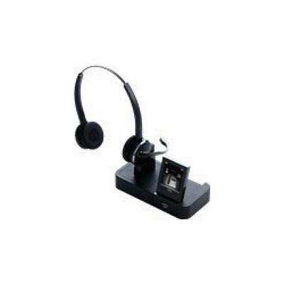 Jabra PRO 9460 Duo DECT Headset kabellos 150m wireless (9460-29-707-101)