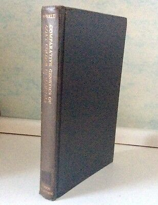 Comparative Genetics of  Coat Colour In Mammals A G Searle. Accademic Press 1968