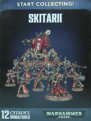 Warhammer 40.000 Start Collecting! Skitarii (70-59)