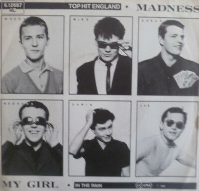 "7"" 1979 SKA KULT IN MINT- ! MADNESS : My Girl"
