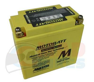 Motobatt High Power Upgrade Battery Kawasaki Zzr1100 D (1993 To 2002) Ytx14Bs