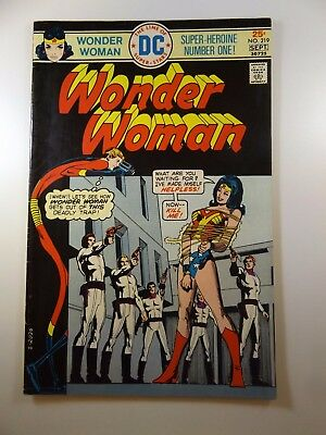 """Wonder Woman #219 """"World of Enslaved Women!"""" Solid VG+ Condition!!"""