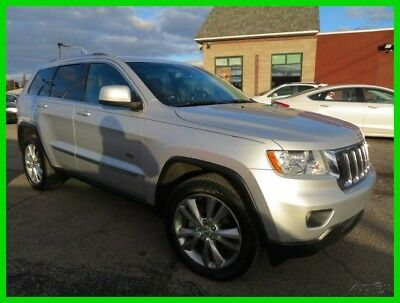 2011 Jeep Grand Cherokee 70th Anniversary 2011 70th Anniversary Used 5.7L V8 16V Automatic 4WD SUV clean clear title 75th