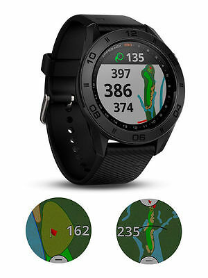 ARMIN APPROACH S60 Golf Watch GPS Preloaded with 40,000+ Free Membership