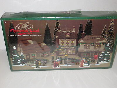 * Mib Department 56 The Christmas Carol Revisited Sealed *