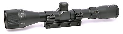 Hammers Magnum Spring AIR Gun RIFLE SCOPE 3-9X32AO w/ Stop Pin One Piece Mount