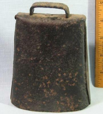 Large Hand Wroght Cow Bell