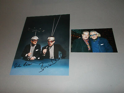 Yello Band Elektropop The Race signed signiert Autogramm a. 20x27 Foto in person
