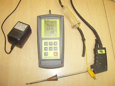 Tpi 709R Flue Gas Analyser