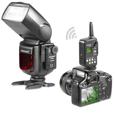 Neewer FT-16S Wireless Power Control Flash Receiver for TT850/TT860 Speedlite
