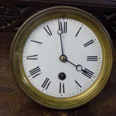 french timepiece clock movement