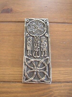 Celtic Cross of Journeys and Meetings, Wild Goose Studio, small