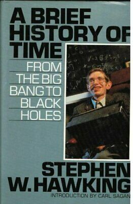 A Brief History of Time by Stephen W Hawking 0593015185 The Fast Free Shipping
