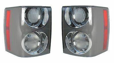 PAIR of Supercharged rear lights lamps Range Rover L322 Vogue 2002-09 (No bulbs)
