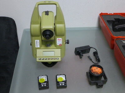 Leica TC403L total station 3""