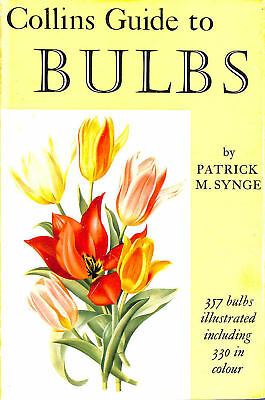 Collins Guide to Bulbs by Patrick Millington Synge