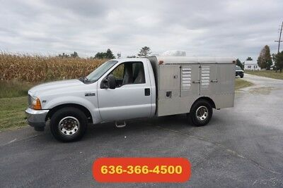2001 Ford F250 XLT Used dog catcher animal transport