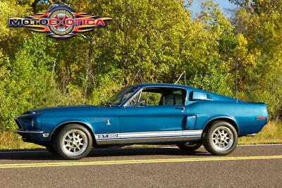1968 Shelby Mustang GT350 Fastback