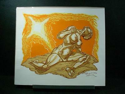 "NobleSpirit{3970}Signed Joseph St. Lawrence Artist Proof ""Ode to The Sun"""