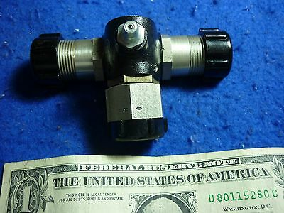 Vintage Aircraft adapter cabel splitter tachometer drive, radio, motor ?????????