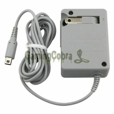 US Plug Wall Power Charging Adpater Charger For Nintendo DSi XL 3DS 2DS Adapter