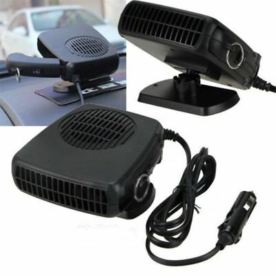 Car Vehicle Portable Auto Heater Heating Cooling Fan Defroster Demister 12V 150W