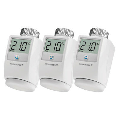 telekom smart home heizk rperthermostat 3er pack eur 149 90 picclick de. Black Bedroom Furniture Sets. Home Design Ideas