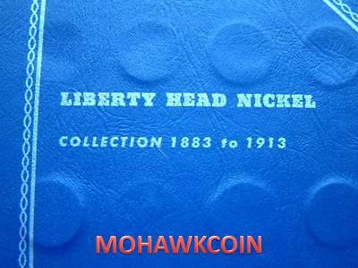 NEAR COMPLETE LIBERTY NICKEL SET - 31 ISSUES - w/ 1886,  NO 1885, 1912-S