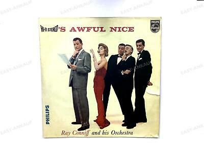 Ray Conniff And His Orchestra - 'S Awful Nice NL LP 1958 /4