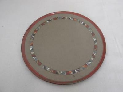 """Denby Marrakesh 2nd Quality 12.5"""" Decorative Serving Plate"""