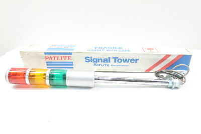 New Patlite STF-302T Multi-stack Signal Tower Light