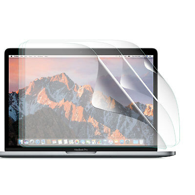 "3x Display Schutz Folie für Apple MacBook Air 13,3"" - Bildschirm Folie Film Klar"