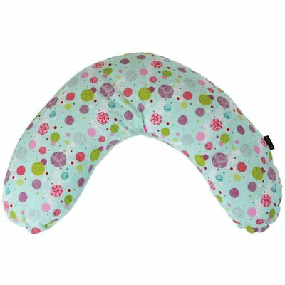 Pregnancy Support Maternity and Breast Feeding Pillow + (Aquarius Case)