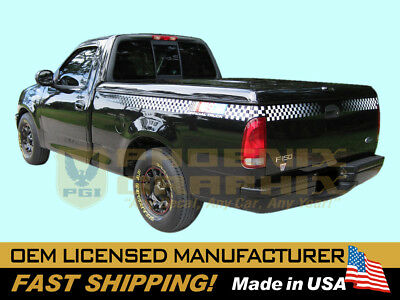 1998 Ford F-150 Truck NASCAR Edition Fader Racing Stripes Decals Graphics Kit