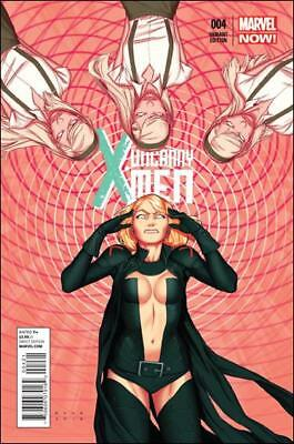 Marvel Comics - Uncanny X-Men #4 - 1:50 Chris Anka Variant - New - Nm June 2013