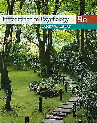 Introduction to Psychology by Kalat, James W.