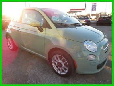 2013 Fiat 500 Pop 2013 Pop Used 1.4L I4 16V Automatic FWD Hatchback Premium clean clear title
