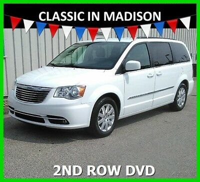 2015 Chrysler Town & Country TOURING 2015 Chrysler Town & Country *  TOURING *  FWD * Minivan/Van