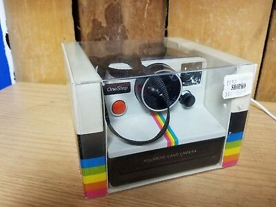 polaroid sx-70 one step land camera new in box