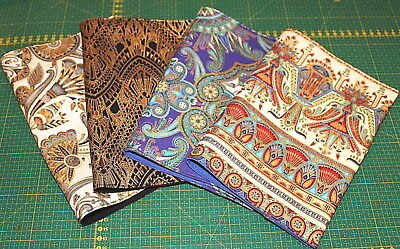 Handcrafted Book Cover & Journal - Egyptian Prints - Take Notes In Style