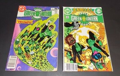 Tales of the Green Lantern Corps. #3 & #1 Annual -DC- 2 Comics