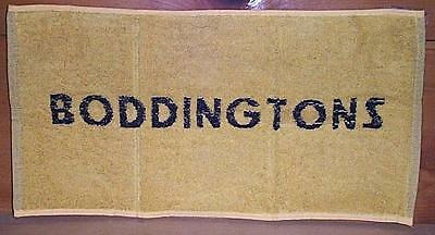 Boddingtons Pub Ale 19X10 Woven Beer Bar Golf Towel New