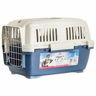 """Marchioro Clipper Kennel Cayman 1 for Dog Cat 7-22 lbs(19.5""""L x 13""""W x 12.5""""H)"""